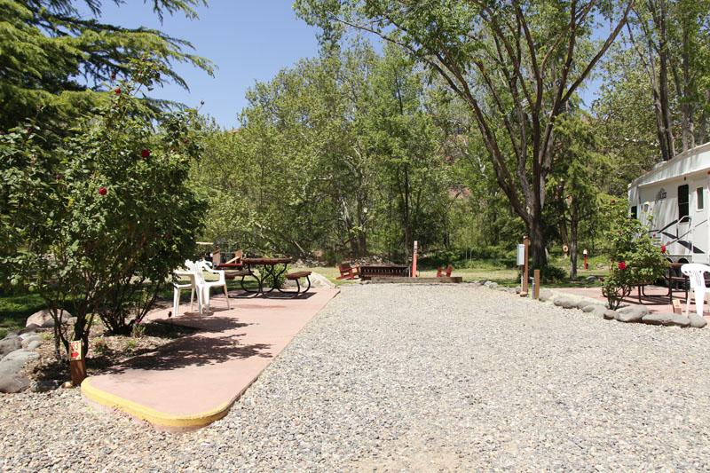 Map Of Arizona Rv Parks.Rancho Sedona Rv Park Sedona Az Rv Parks